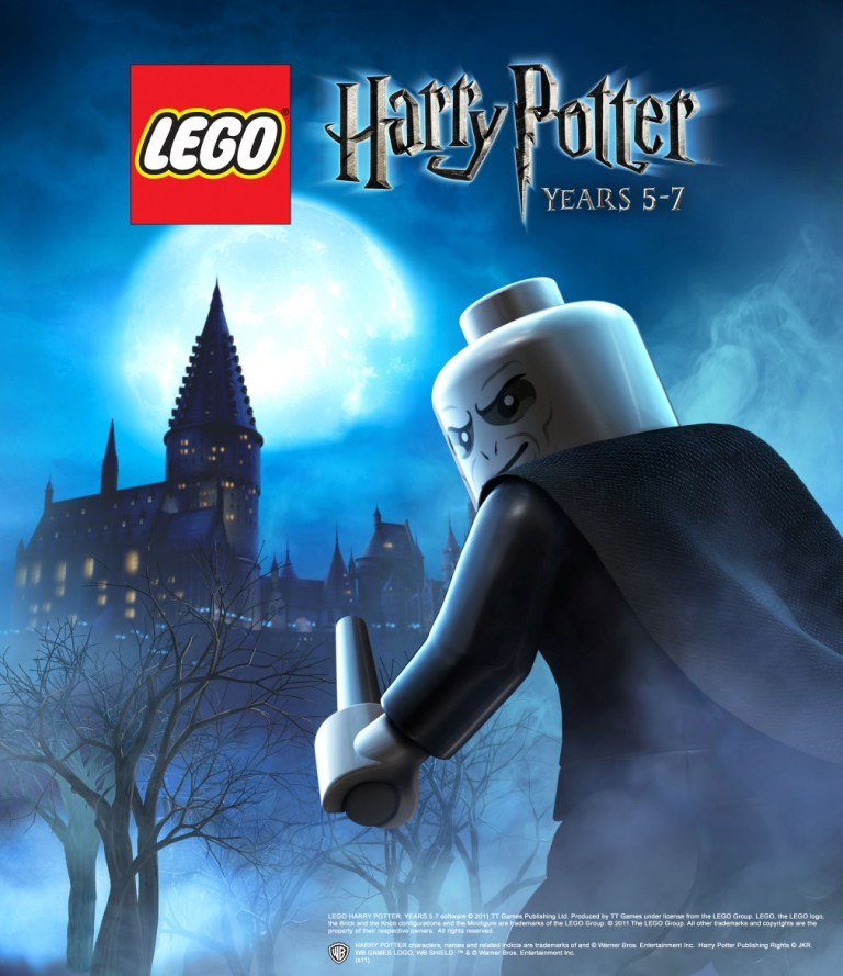 Lego Harry Potter Años 5-7