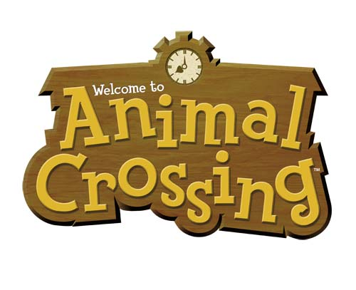Animal Crossign 3DS Logo