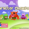 Character Chowdown ya est a la venta para aprender japons.