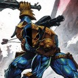 Deathstroke se une al elenco de personajes de Injustice.