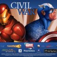 Y est disponible Marvel Pinball: Civil War.