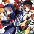 Rozen Maiden llegará como visual novel este año.