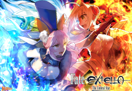 fate extella Main Visual Small