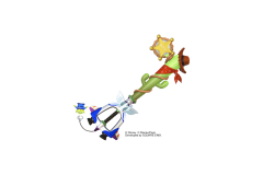 Kingdom Hearts III Keyblade (1)