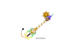 Kingdom Hearts III Keyblade (2)