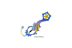 Kingdom Hearts III Keyblade (3)