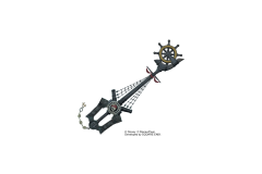 Kingdom Hearts III Keyblade (4)