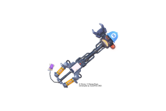 Kingdom Hearts III Keyblade (5)
