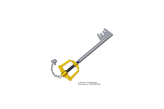 Kingdom Hearts III Keyblade (6)