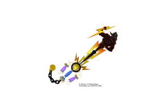 Kingdom Hearts III Keyblade (7)