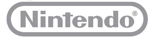 Nintendo Logo gris
